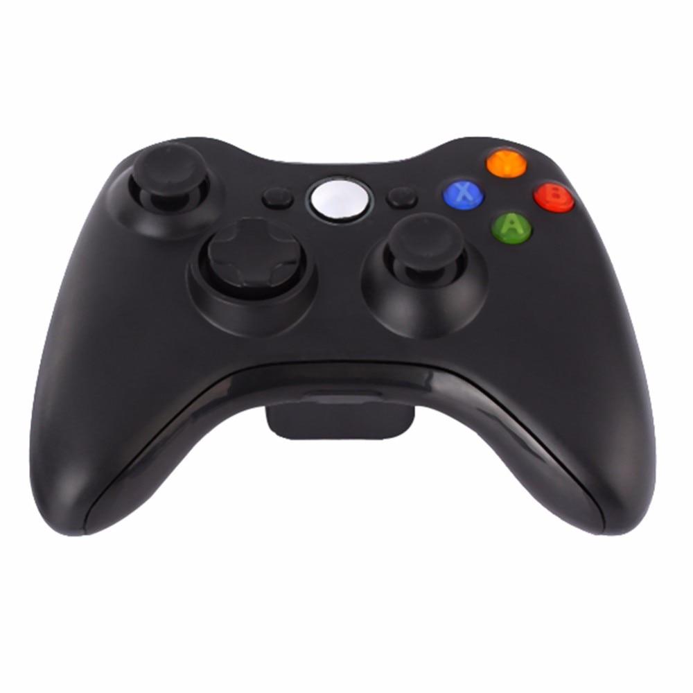 Купить с кэшбэком 2.4G Wireless Remote Controller For Xbox 360 Computer With PC Receiver Wireless Gamepad For Xbox360 Joystick Controle Controller