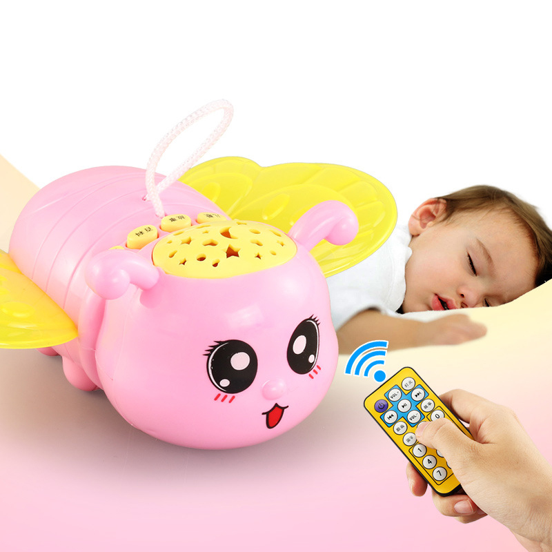 Projection Little Bee Innovative Rattles Baby Toys ...