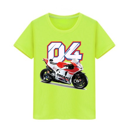 Kid T-shirt Andrea Dovizioso 04 Motorcycle print Boy T Shirt Girl cotton Tshirts top brand tee Children Skateboard TeeshirtsKid T-shirt Andrea Dovizioso 04 Motorcycle print Boy T Shirt Girl cotton Tshirts top brand tee Children Skateboard Teeshirts