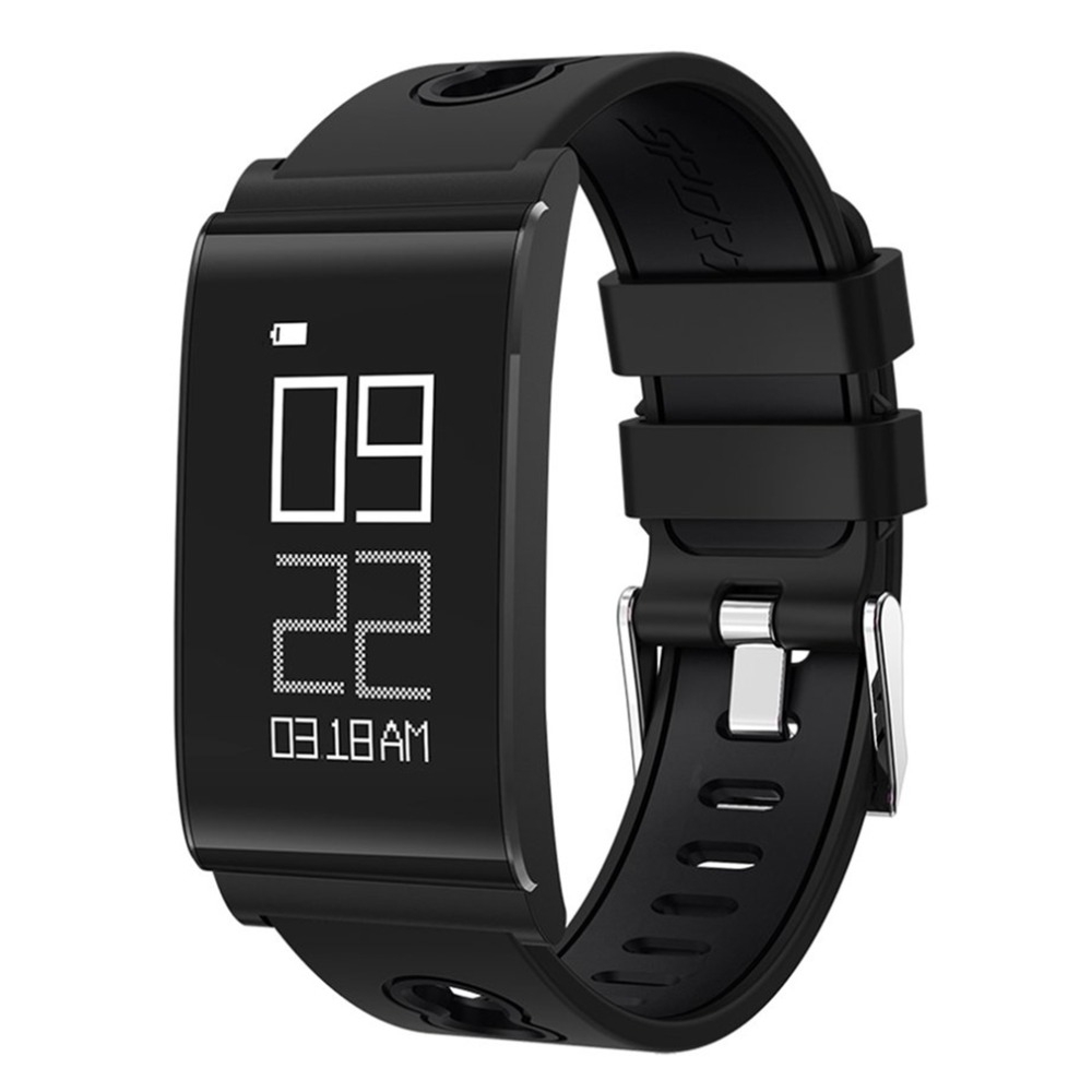 N109 Ultra-thin Smart Wristband Waterproof Bluetooth Blood pressure Blood Oxygen Heart rate monitor Fitness SmartBand PK X9 plus