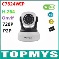 VStarcam C7824WIP Wifi IP Camera 720P HD Wireless Camera CCTV Onvif Video Surveillance Security CCTV Network