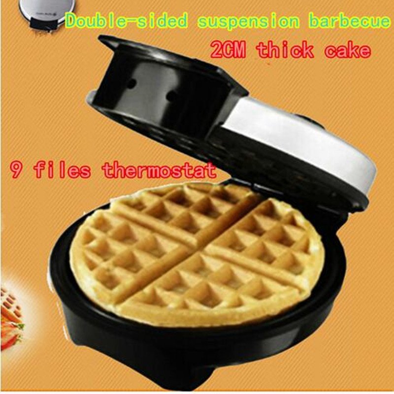 где купить Waffle maker Multifunctional Electric 220V Baking Pan, Cake of Stainless Steel Egg Tools дешево