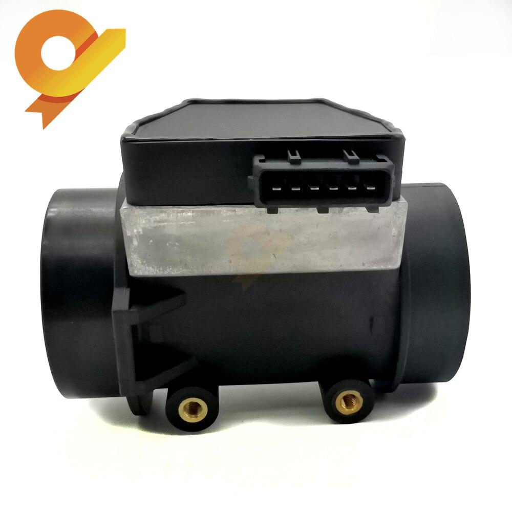 0280212016, 0986280101 0 280 212 016 masa medidor de flujo de aire Sensor MAF para VOLVO 240, 740, 760, 940, 960 Kombi 2,0 2,3 2.3i gato Turbo