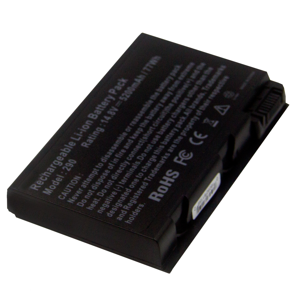 JIGU Laptop Battery For Acer TravelMate 291 291LCi 291Lmi 291XCi 291XCiH 292ELC 292ELCi 292ELM