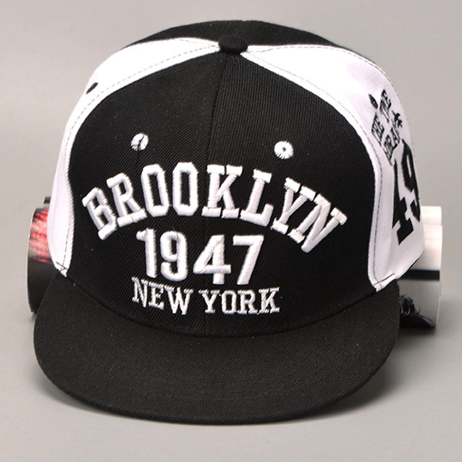 Baru 2016 Hot dilengkapi surat Brooklyn topi 8479502dad