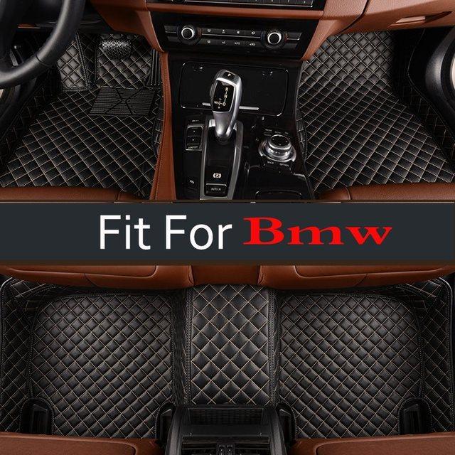 Bmw X6 Red Interior: Red Car Floor Mats For Bmw All Model E30 E34 E36 E39 E46