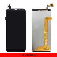 For Oukitel K5 LCD Display+Touch Screen Screen Digitizer Assembly Repair Parts LCD Glass Panel