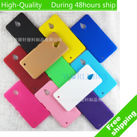 For Microsoft Lumia 850 N850 Ultra Thin Scrub Phone Shell Frosted Plastic Matte Hard Back Case Cover Protective Shell