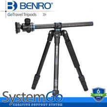 Benro ga168tb1 tragbare stativkopf set professionelle aluminium-legierung stativ für canon nikon sony slr fotografie zubehör reise