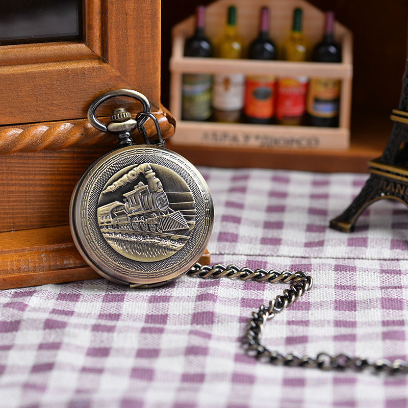online get cheap mens pocket watches for aliexpress com fashion vintage mechanical clock watch r numer
