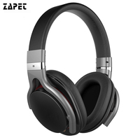 ZAPET B5 Bluetooth Headphones Stereo Wireless Earphone Bluetooth4 0 Headset Over Ear With Micro SD Slot