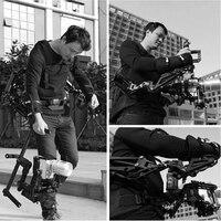 ARMOR-MAN trzymać wsparcie systemu DJI RONIN 3 Axis Gimbal stabilizator steadicamu kamizelka i podwójne ramię Profesjonalna Fotografia Sprzęt