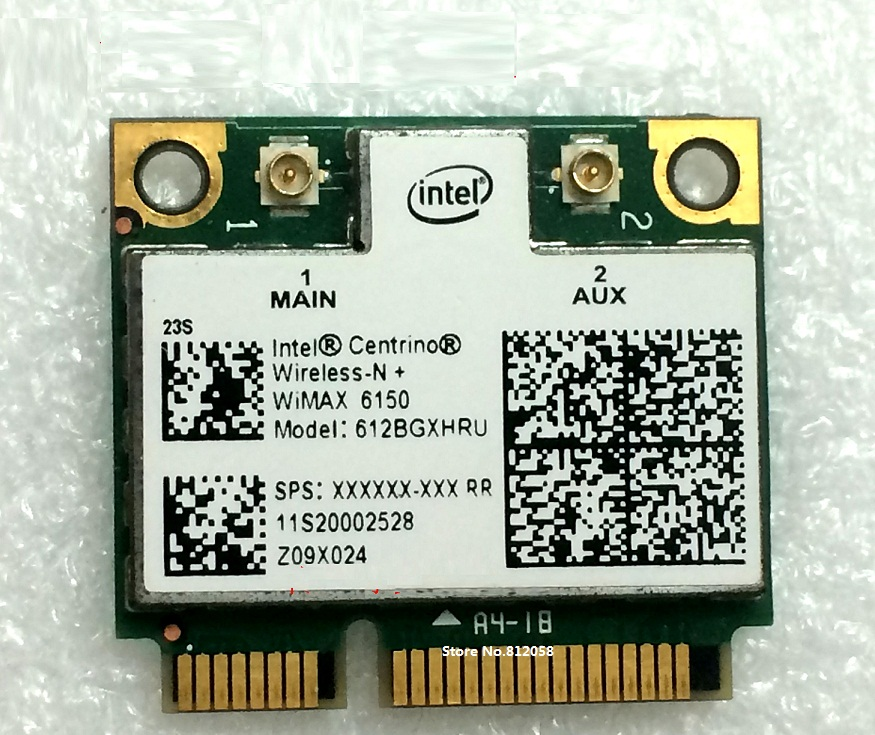 SSEA new for Intel Advanced-N + WiMAX 6150 612BNX HMW Half Mini PCI-E Card for IBM Lenovo X201 T410 T410s T510 G550 G560 Y470