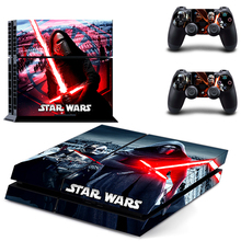 PS4 Star Wars Skin Sticker Decal Cover