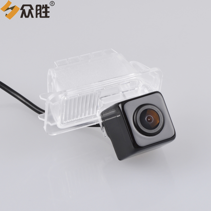 Car Rear View Camera for Ford Mondeo Fiesta Everest S-MAX Focus Hatchback Auto Backup Reverse Parking Rearview Camera HS8170SMT