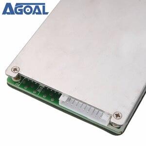 Image 3 - 37v 42v 10s 45Aリチウムイオン電池保護ボードbms pcbシステム過充電と放電保護バンドバランス
