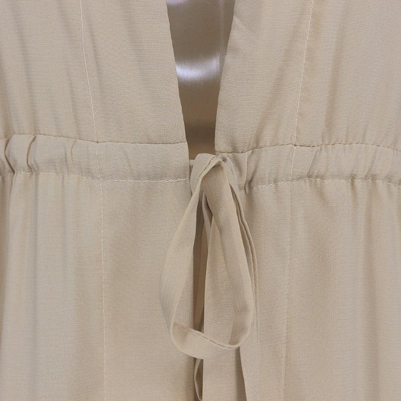 0ec23c0badc Yissang Chiffon Thin Sexy Long Cool Coat Women Tunic Ladies Cover Up 2018  Summer Coats Beachwear Bathing Maxi Coat-in Basic Jackets from Women s  Clothing on ...