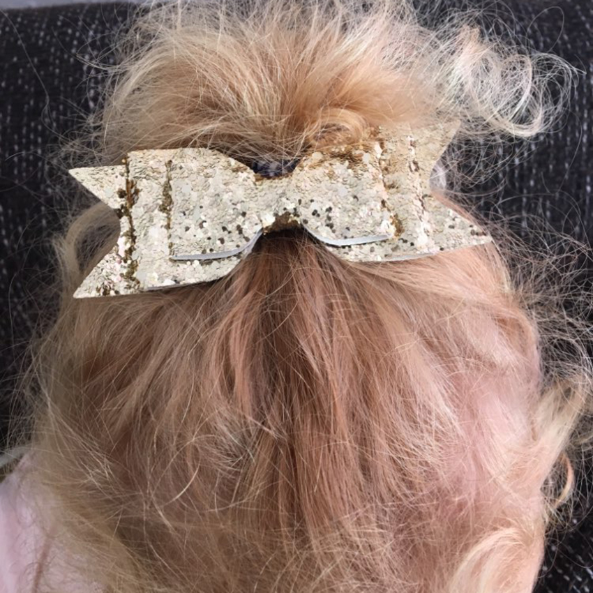 1PC Combination Women Hair Clips Girls Hair Bow Accessories Sequin Big Bowknot Barrette Hairpin Popular   Headwear   Accessories