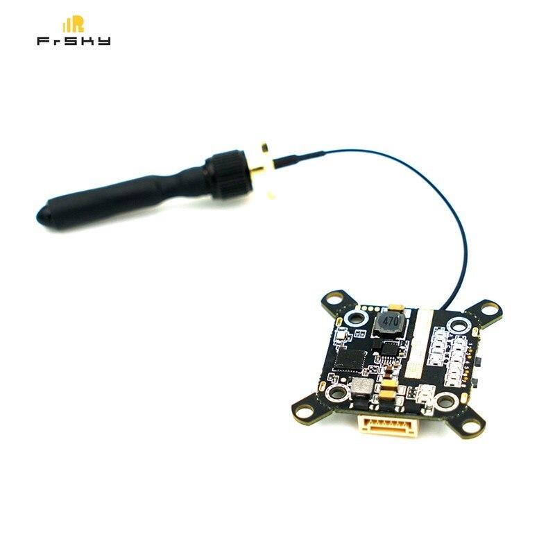 FrSky VS600 5.8g 48CH 25/200/600 mw VTX FPV Émetteur w/le Trou De Montage En Option espacement 7-28 v