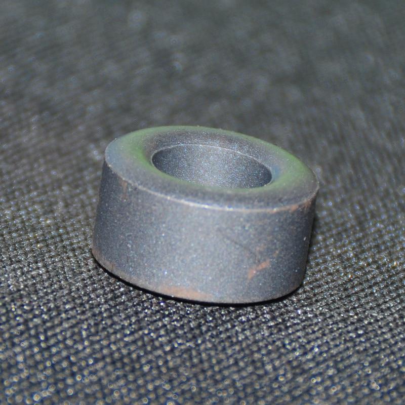 10 шт. ферритовый сердечник EMI фильтр 18X10X10 ферритовых сердечников кольцо антипаразитный тороид тороидальный шарик катушки ферритов железа подавление