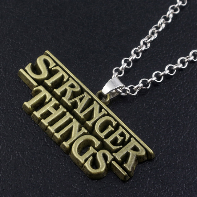 STRANGER THINGS NECKLACE (3 VARIAN)