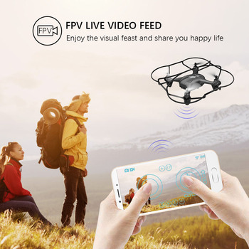 ATOYX HD 4k Camera Drone FVP WIFI Mini Drone With Camera RC Quadcopter With Wide Angle HD High Headless Altitude Hold Mode 4CH