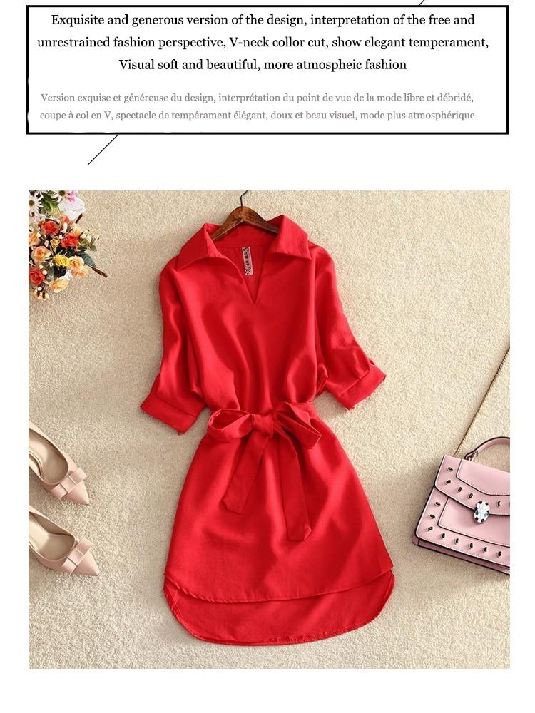 Summer Casual Dress Shirts 7