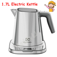 1.7L Electric Kettle Thermal Nsulation Teapot Stainless Steel Thermos Control Water Boiler Heating Tea Pot EEK7804S