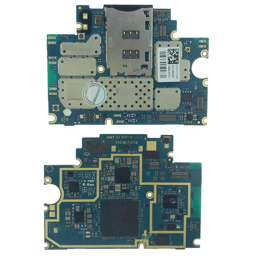 En Stock 100% Trabajo 16 GB para Xiao mi 3 M3 mi 3 WCDMA reemplazo de la reparación de Smartphone de la placa madre + número de seguimiento
