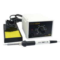 LW 936 Soldering Station Electric Iron Adjustable Temperature Constant Temperature Stability Anti Static 110V 220V Version
