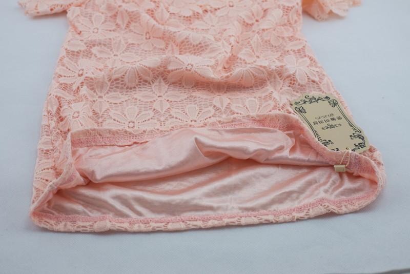 HTB16xQnHXXXXXaQXFXXq6xXFXXXD - Short Sleeve Tee Shirt Top Clothing Lace Blouse Sexy Floral
