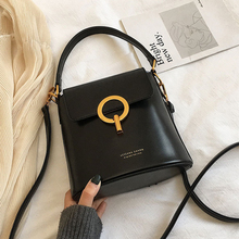 ETAILL Girls Women Retro Simple Bag Spring Summer Crossbody Shoulder Small Flap Bags For