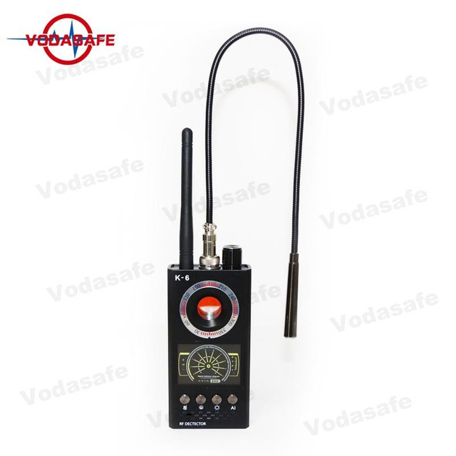 Camera Detector with LED Display 1