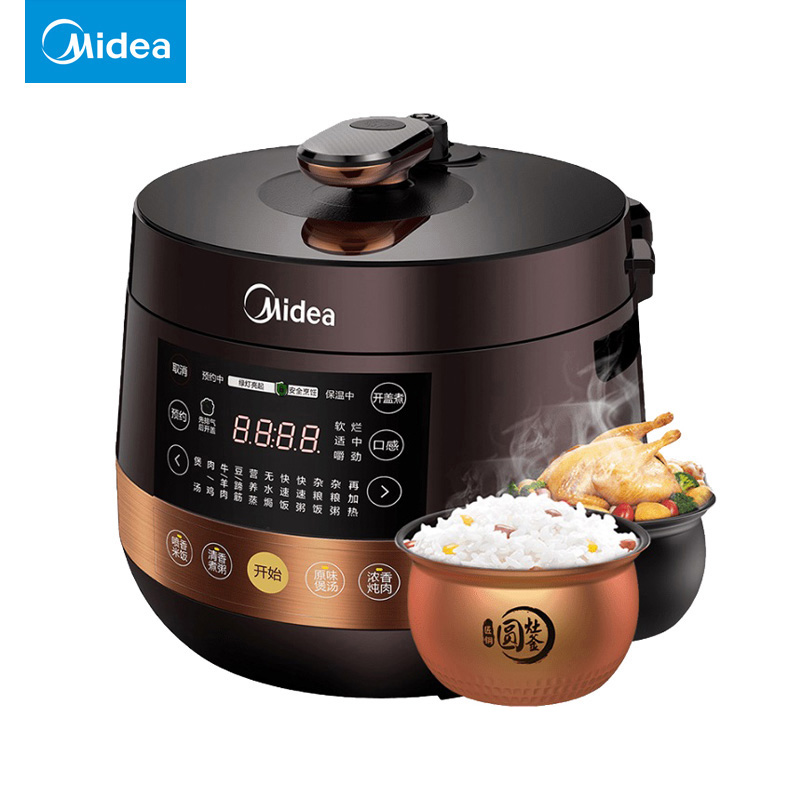 Midea High Quality 24h Reservation Electric Pressure ...