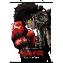 Japanese Anime Decor Wall Scroll Poster Megalo Box JOE printed cartoon canvas painting Animation Painting drop shipping