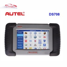 Original AUTEL MaxiDas DS708 Automotive Diagnostic System Universal car diangositc tool update online Free shipping