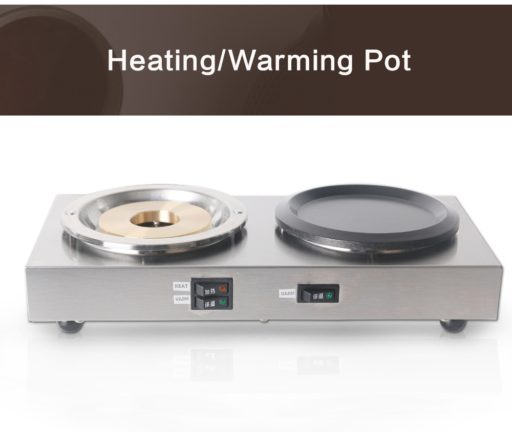 Coffee discount Warmer Automatic 6