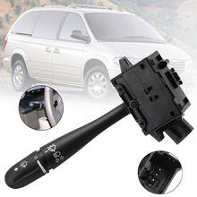 Steering Column Turn Signal Headlamp Switch Wiper Blade Unit For Dodge Grand Caravan Chrysler Voyager 2003 2004 2005 2006 2007