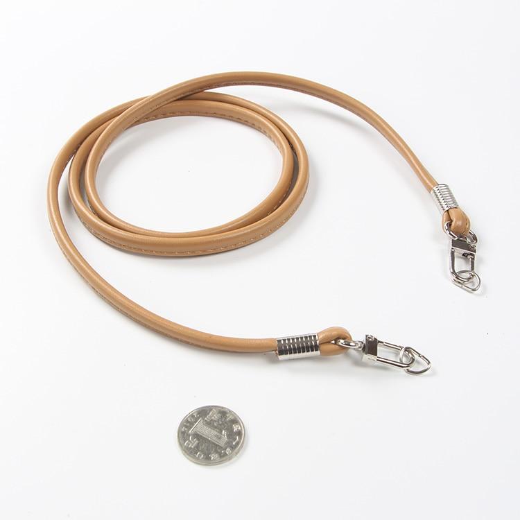 Luxury Faux Leather Bag Straps For Handbags Shoulder Bag Belts Replacement Crossbody Handbag Strap Handles 120cm Bag Accessories