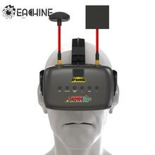 Nouveau Eachine VR D2 Pro Mis À Niveau Open Source 5 Pouces 800*480 40CH 5.8G Diversité FPV Lunettes w/DVR Lentille Réglable FPV Lunettes