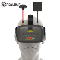 Hot Eachine VR D2 5 Inches 800 480 40CH Raceband 5 8G Diversity FPV Goggles With
