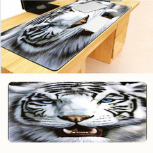 Mairuige Tiger Besat Mouse Pad Game To Notebook Computer 30X60CM 30X70CM 30X80CM 30X90CM Mat Gaming Pads