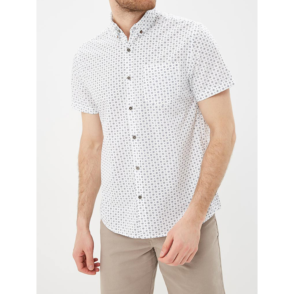 Фото - Shirts MODIS M181M00298 men blouse shirt clothes for male TmallFS shirts modis m181m00355 men blouse shirt clothes for male tmallfs