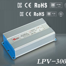 DC 48V 300W IP67 Waterproof LED Driver,outdoor use for led strip power supply, Lighting Transformer,Power adapter