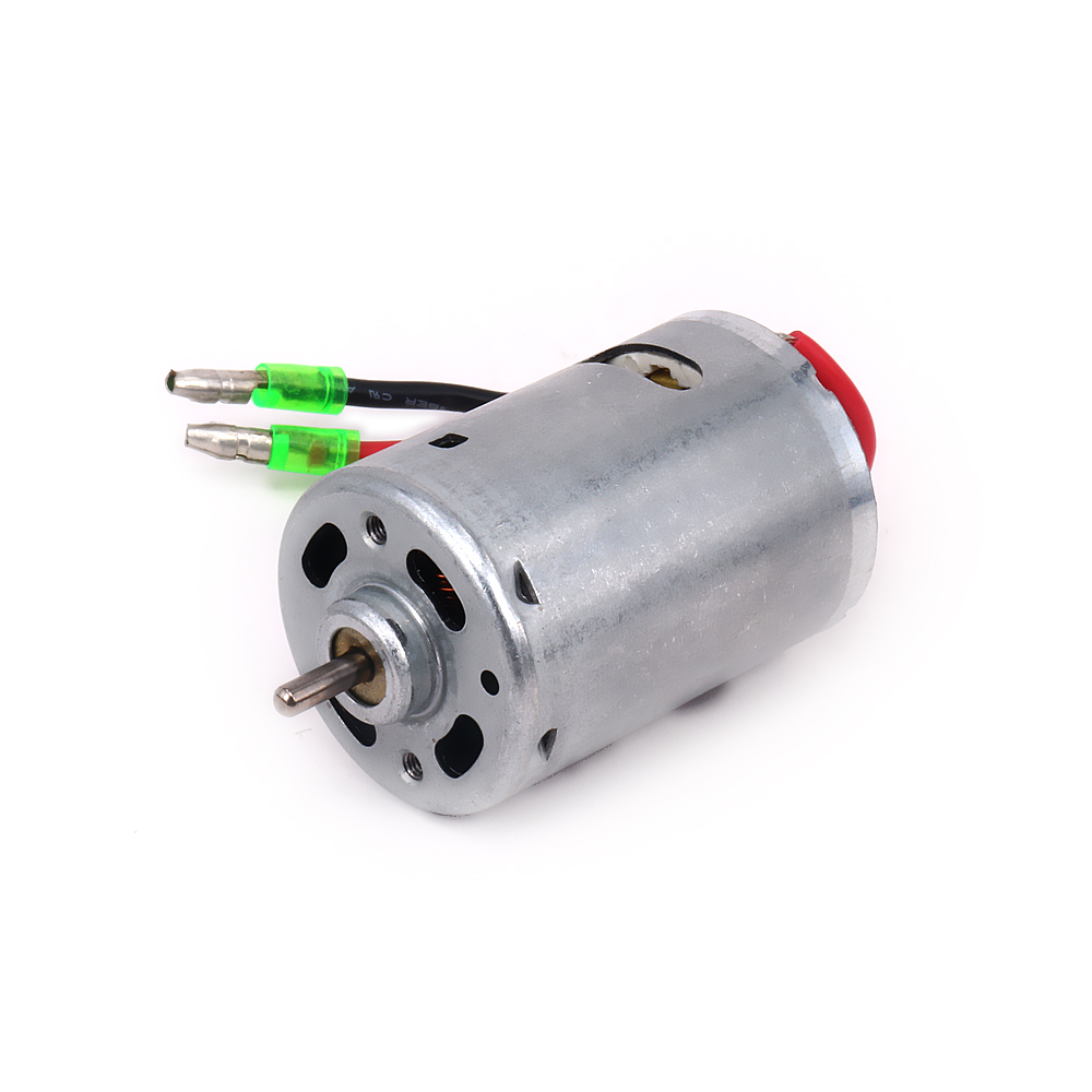 540 Brushed Motor For Rc Hobby Model Car 1 12 Wltoys 12428 12423 Monster Truck Short