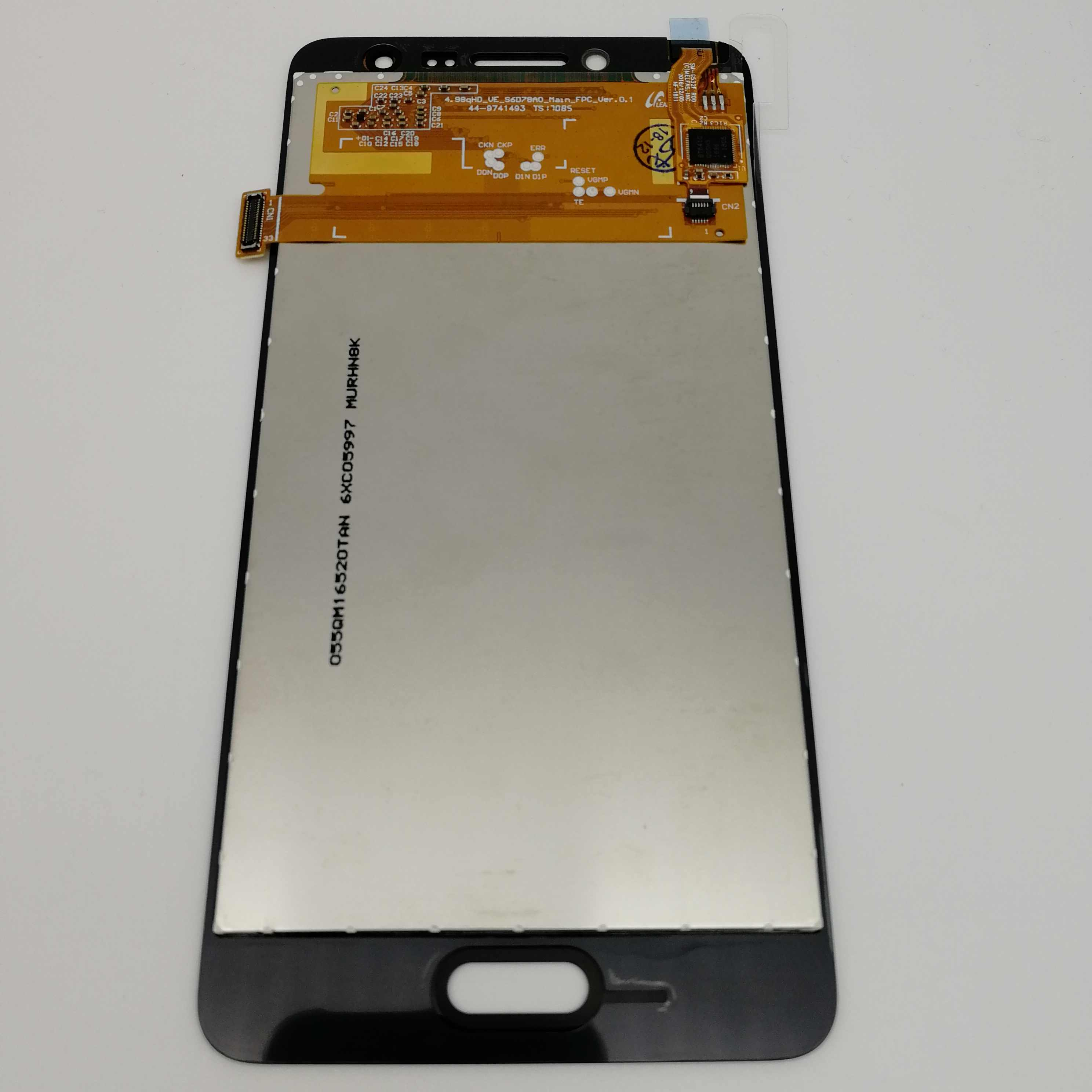 لسامسونج غالاكسي J2 رئيس شاشة الكريستال السائل مجموعة المحولات الرقمية لشاشة تعمل بلمس G532 g5f g5m استبدال LCD 100% اختبارها