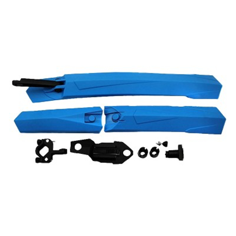 Mountain bicycle mudguard Quick release mud removal for ROSWHEEL Bicycle fender accessories