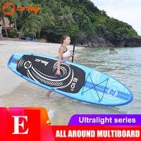 Promo Tabla de surf inflable soporte de paleta tabla de surf portátil Tabla de agua deporte Sup