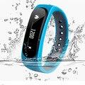 Smartband E02 Здоровья фитнес-трекер Браслет Спорта Водонепроницаемый Браслет для IOS Андроид fitbit flex Smart Группа 4.0 Bluetooth