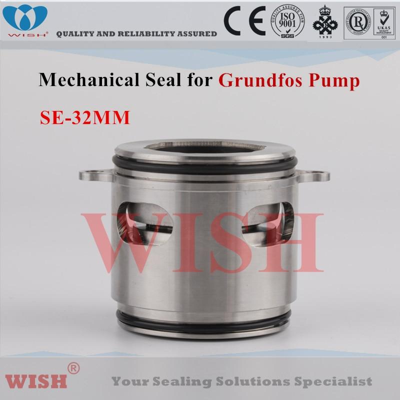 Joint mécanique de type SE Grundfos 32 MM